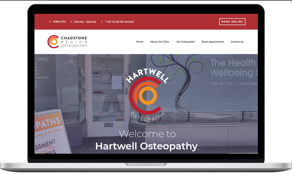 Hartwell Osteopathy - Book Online